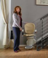 AmeriGlide Horizon Plus Stair Lift- Factory Reconditioned